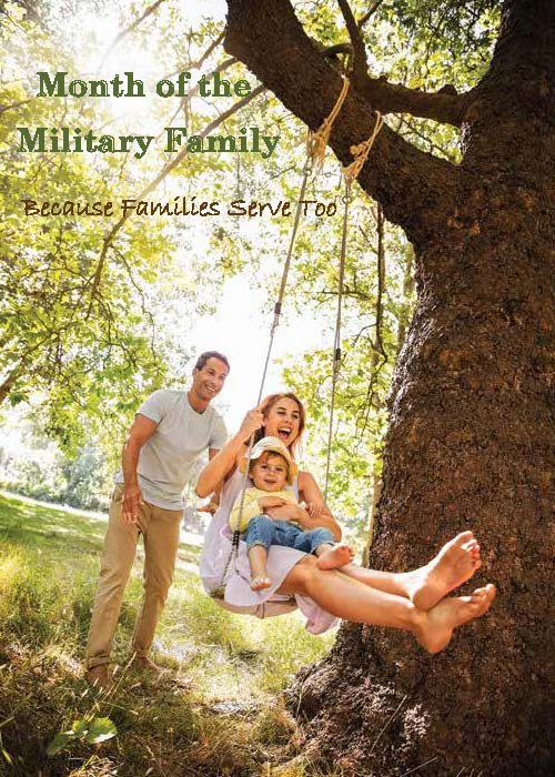 Picture of Military Family 2016