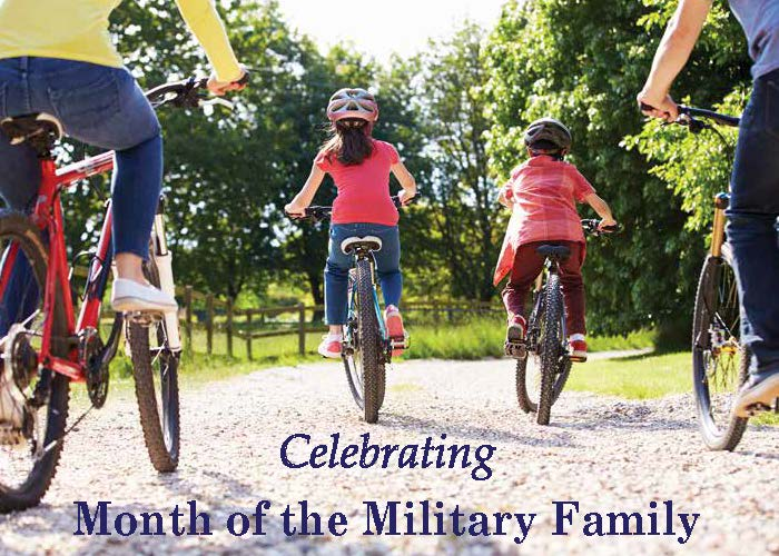 Picture of Military Family 2017